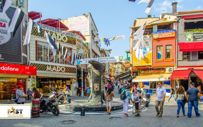 خیابان دیوان استانبول