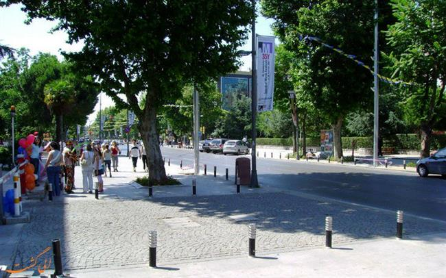 خیابان سردار اکرم استانبول